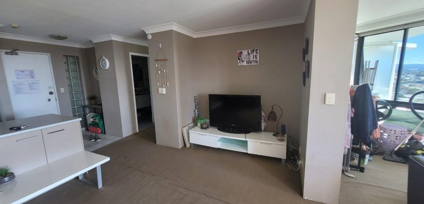 1 bedroom investment unit central Surfers Paradise
